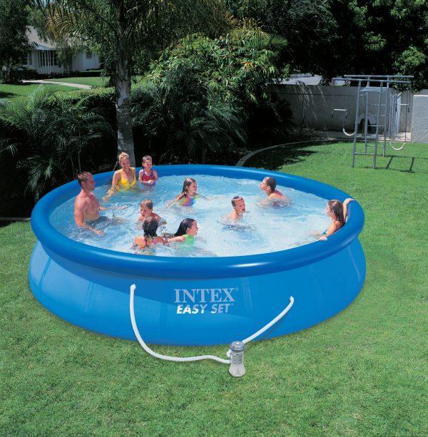 Easy Set Pools 174 216 396 X 84 Cm Intex Schweiz