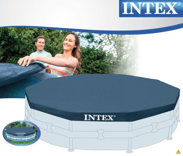 Intex Abdeckplane Frame Pool 216 457 Cm Intex Schweiz