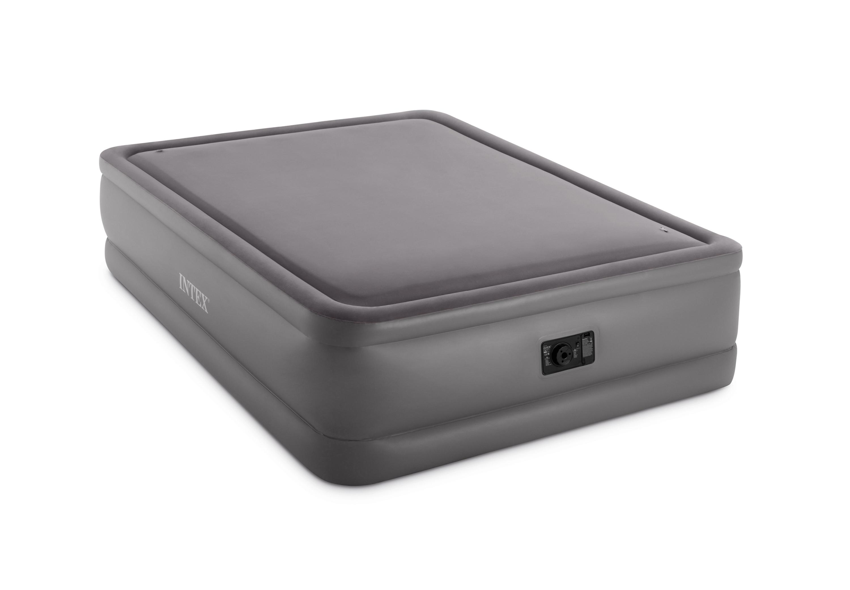 Intex Foam Top Bed Queen G 228 Stebett Elektrisch Aufblasbar